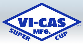 Vi-Cas Manufacturing Company, specializing in vacuum cups since 1970.